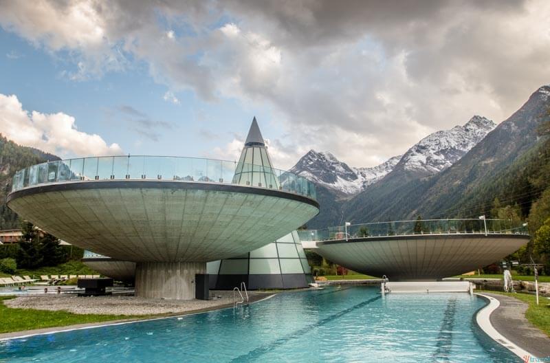 Aqua Dome thermal spa Otztal Austria (1)