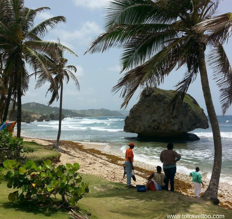 Bathsheba Beach - things to do in Barbados