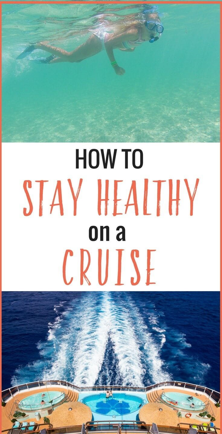 Wondering how to stay healthy on a cruise? With all that opportunity for indulgence it's a challenge. Here are 11 easy ways to still indulge yet not put on weight or feel sick. Tips from our recent Western Caribbean Cruise. Happy Pinning and Cruising!