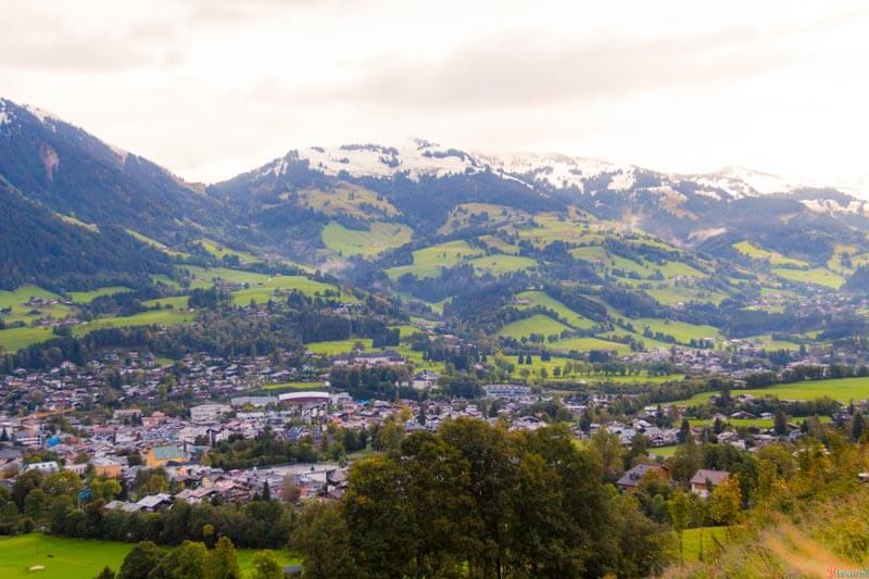 Kitzbuhel Tirol Austria