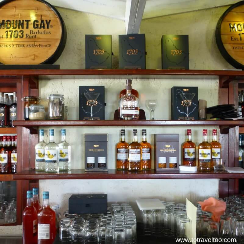 Mount Gay Rum Tour - things to do in Barbados