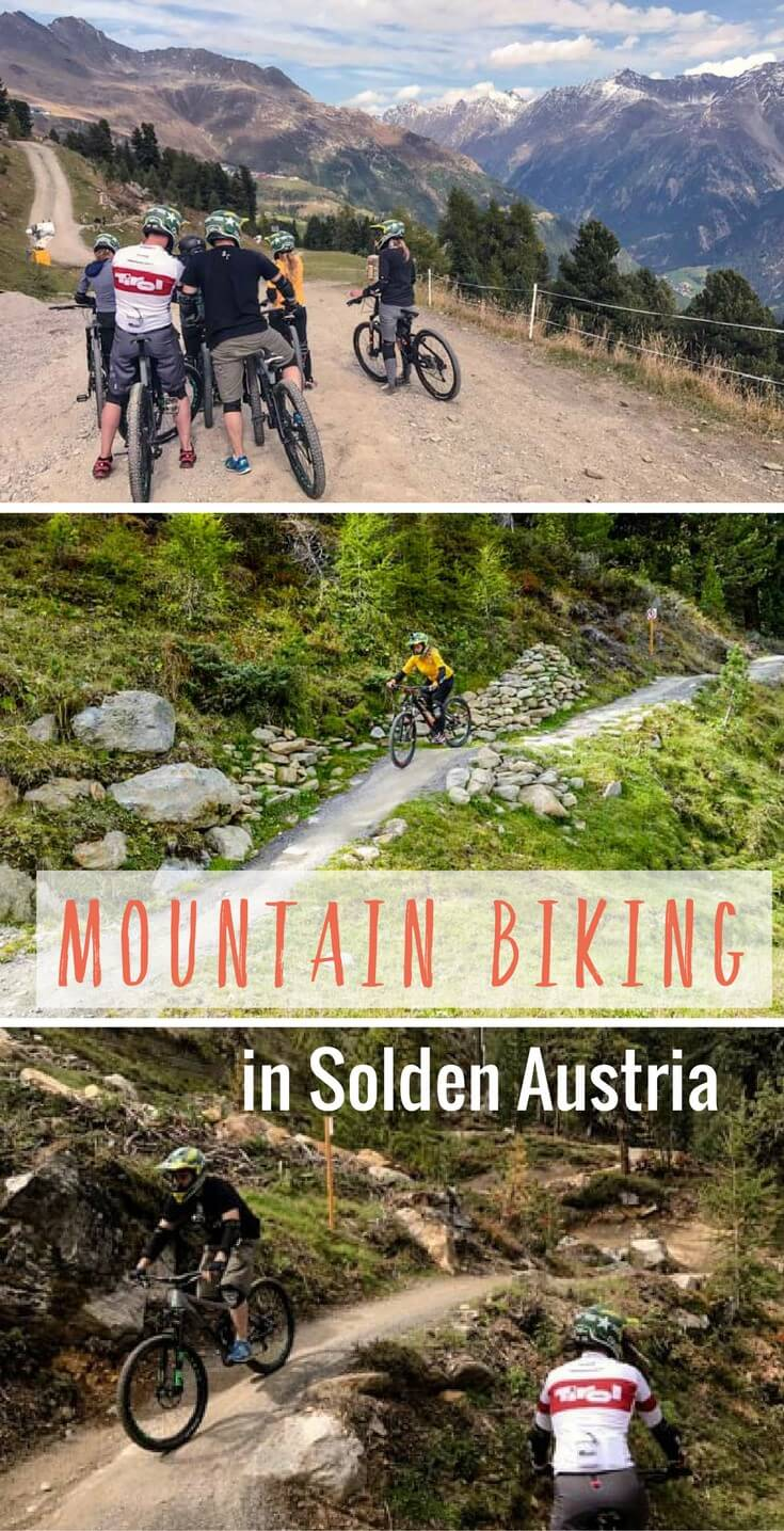 Ready for some serious mountain biking adventures? Check out Bike Republic in Solden Austria for some series downhill alpine trail riding. CRAZY experience. I can't believe I even attempted it. But I have some fun stories to share. Check it out and share it with a mountain bike enthusiast you know!