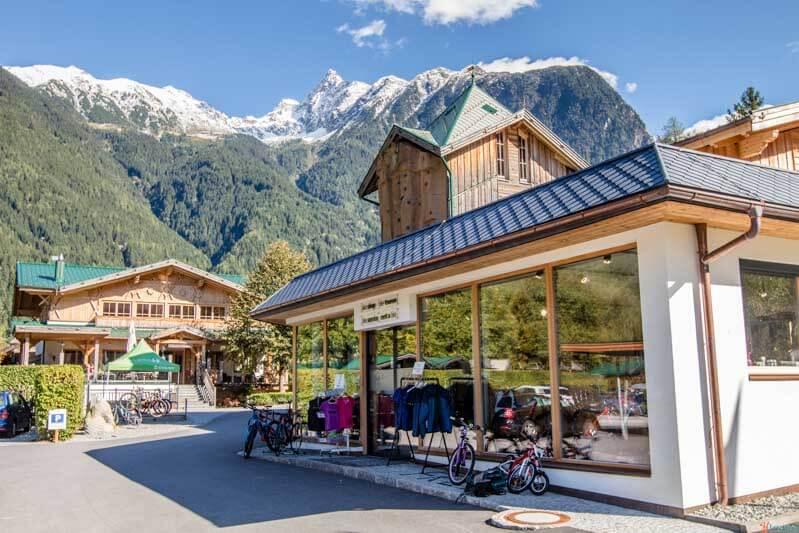 Nature 4 resort Otztal Tirol Austria