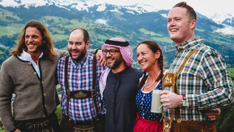 Social Travel Summit Kitzbuehel Tirol Austria