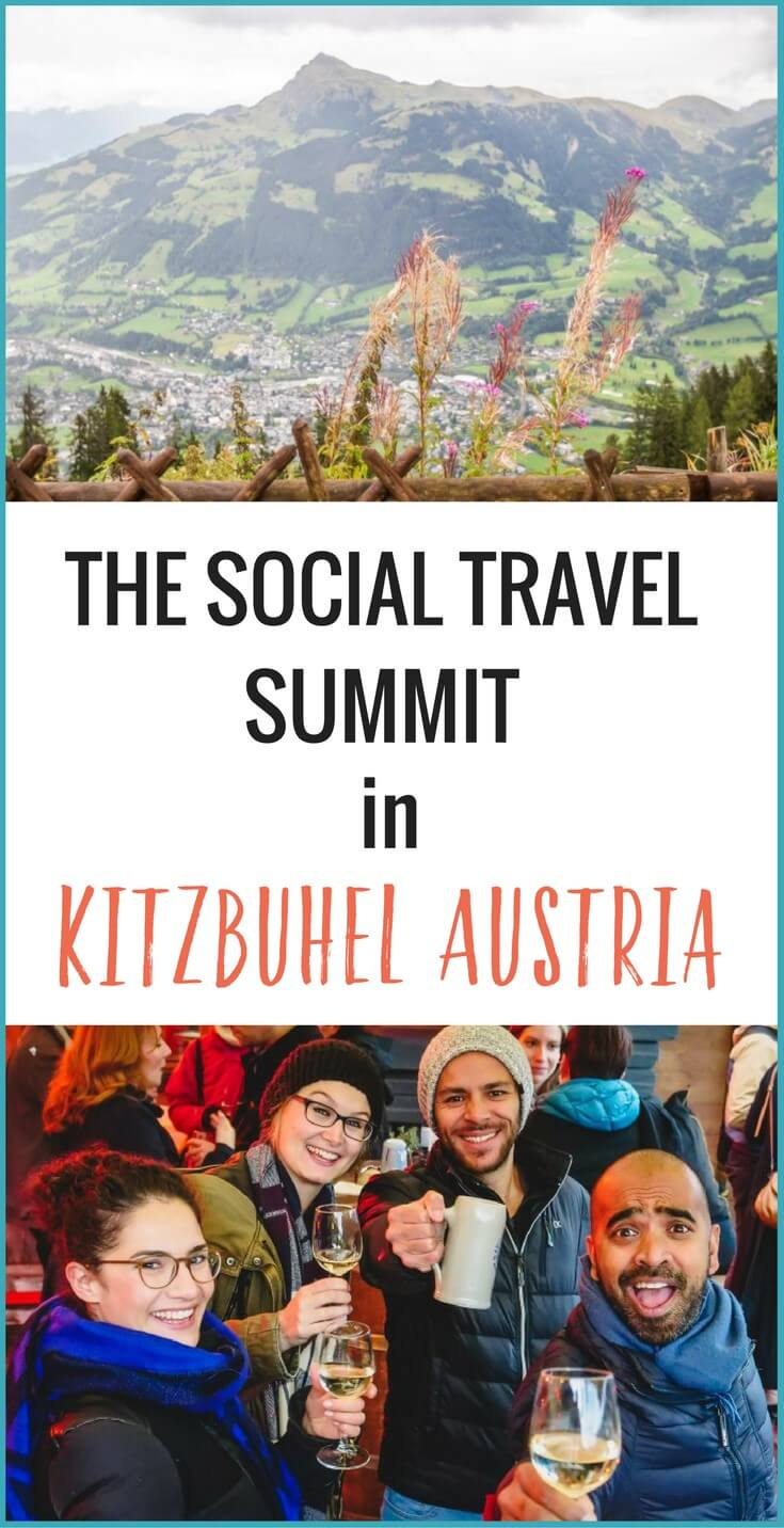 The Social Travel Summit is an excellent conference for travel bloggers and travel industry. This year (2017) it was held in the stunning Kitzbuhel in Tirol Austria. Check out more about this region and the summit.