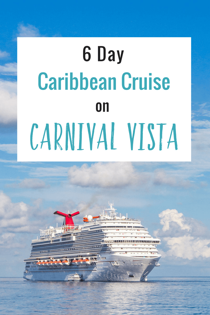 Want to see what it's like to go on a 6 day Caribbean Cruise on Carnival Vista? Check out our Carnival Vista video as we show you the highlights of our recent Carnival Cruise to the Caribbean Islands on the newest Carnival Cruise ship - and largest Carnival Cruise ship!