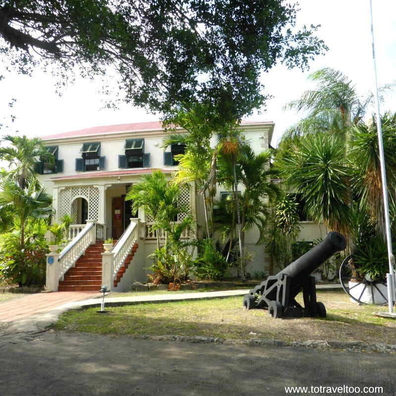 Sunbury Plantation House - things to do in Barbados