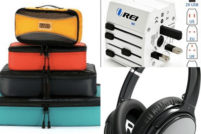 5 of the best travel accessories for long term travel