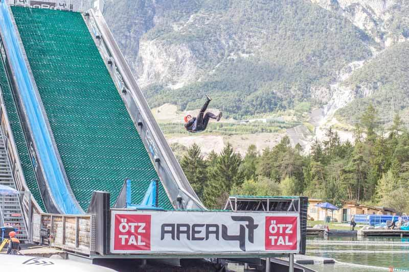 waterslides at Area 47, Otztal Austria (2)