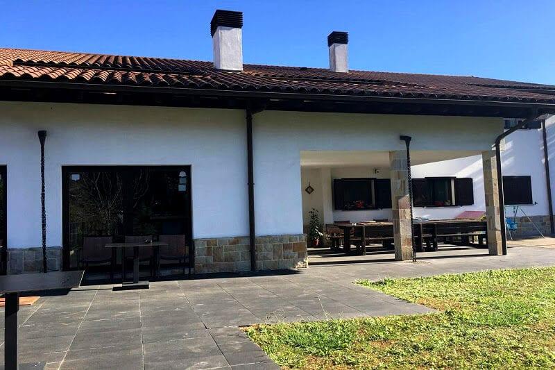 Aldori Landextea hotel in Muxika