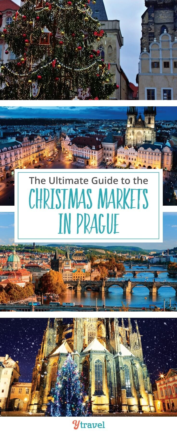 It's getting close to Christmas markets in Europe. Check out this ultimate guide to the Christmas markets in Prague Czech Republic #ChristmasMarkets #Europe #Prague
