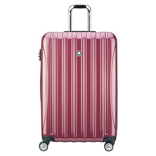 Delsey Suitcase travel gift for her