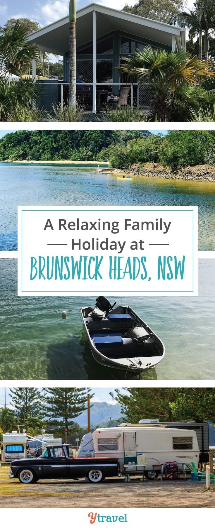 Thinking of taking a relaxing family holiday this summer? Brunswick Heads on the NSW North Coast is a place to unwind and reconnect. Check out this weekend getaway to Massey Greene caravan park