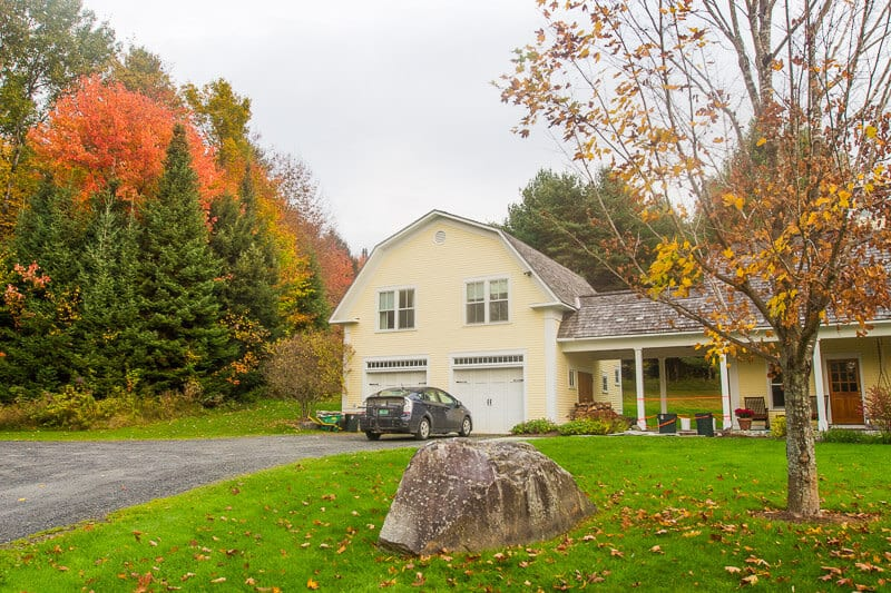 Accommodation in Stowe, Vermont