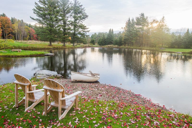 Where to stay in Stowe, Vermont