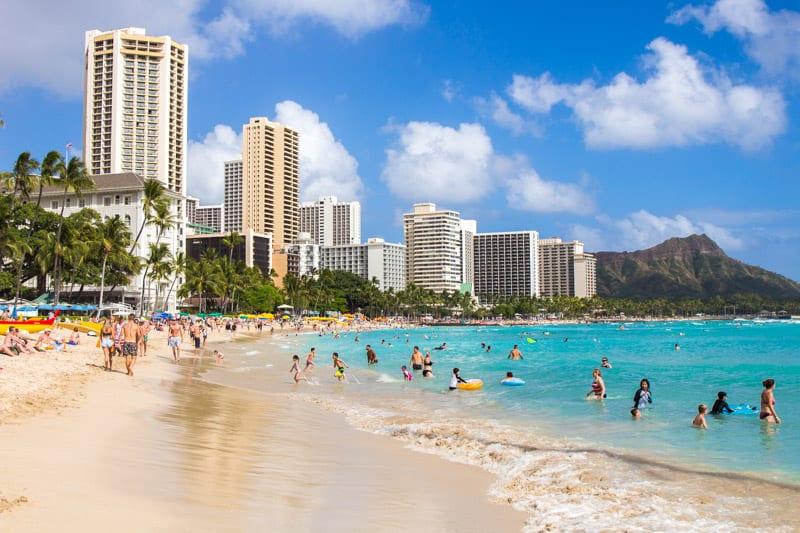 2 Waikiki Beach