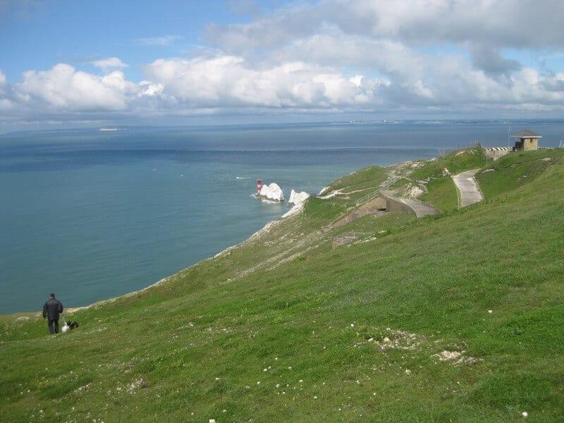 Isle of Wight 1 - The Needles British Isles UK