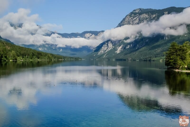 Lake Bohinj - one of the best places to visit in Slovenia