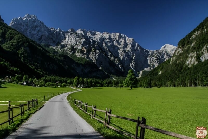 Logar Valley - one of the best places to visit in Slovenia