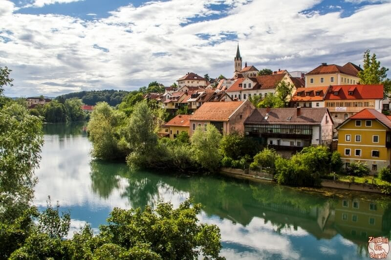 Novo Mesto - one of the best things to do in Slovenia
