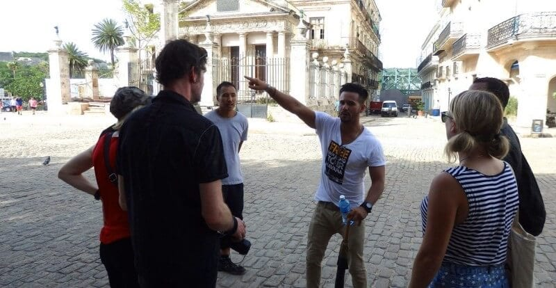 Old Havana Walking tour Cuba