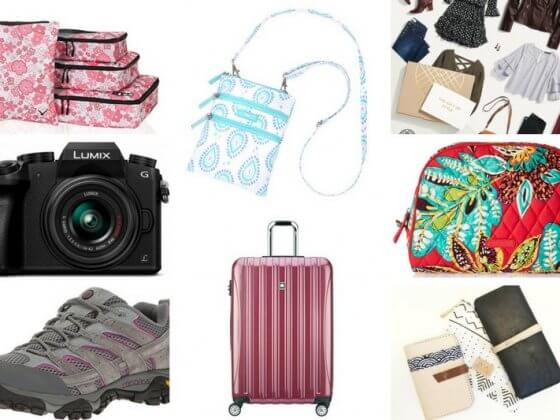 best travel gift ideas for her