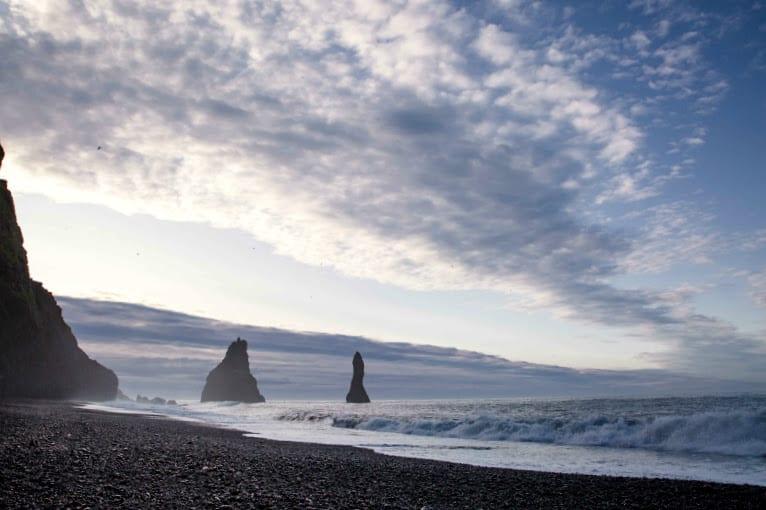 Black Sands of Reynisfjara - Iceland