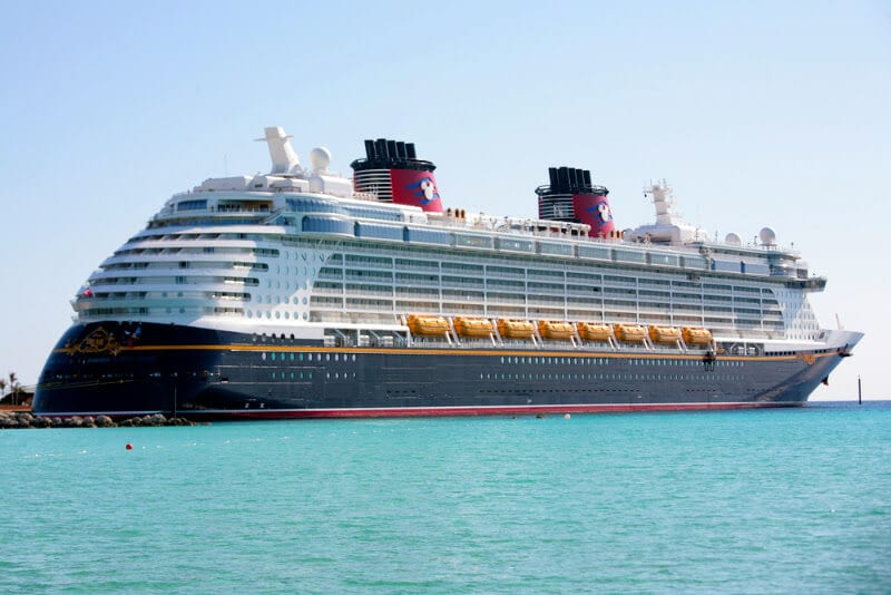 Disney Dream - one of the best cruise ships for kids