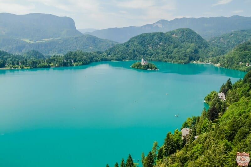 Lake Bled - one of the best places to visit in Slovenia