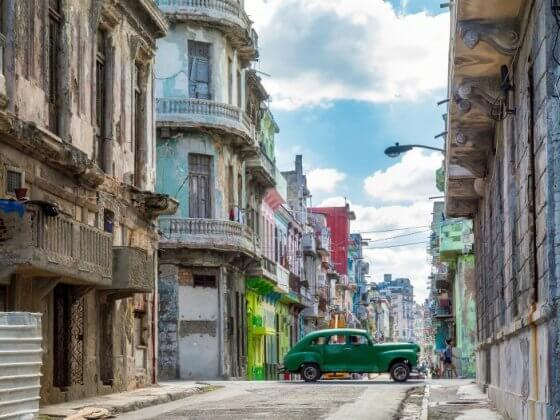 weekend trip to Havana Cuba