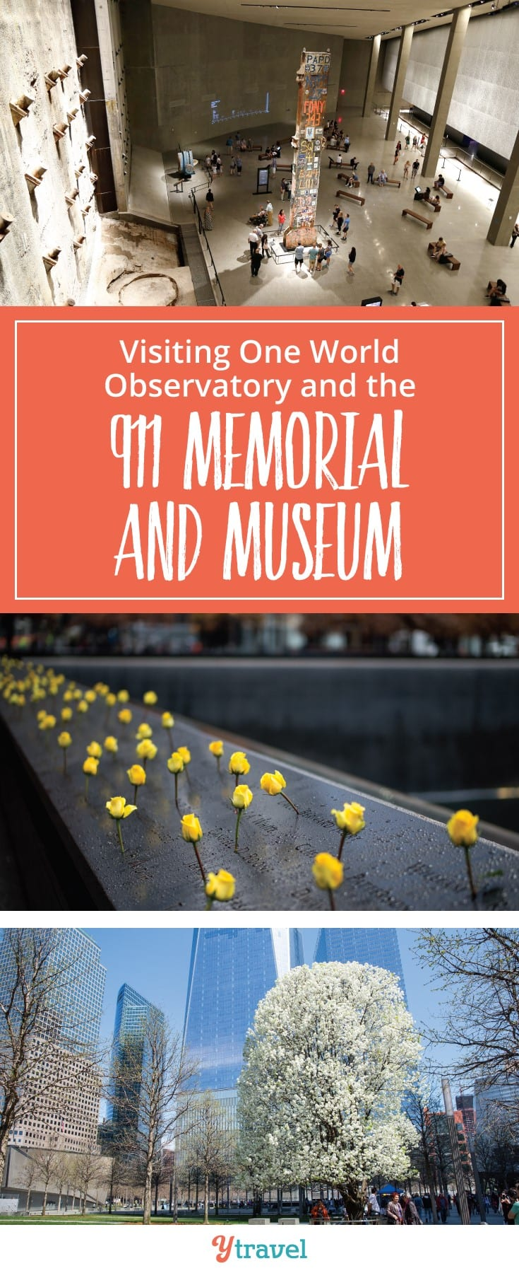Thinking of visiting the 911 Memorial and Museum at the World Trade Center in New York City? Worried about taking kids? I share my thoughts on visiting the One World Trade Center, including the Oculus and One World Observatory and how it gave me hope #NewYork #NewYorkTravel #NewYorkCity #911Museum #911Memorial