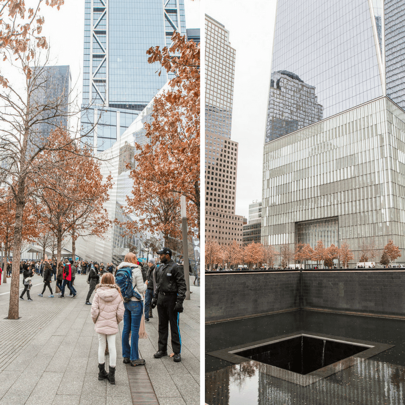 September 11 Memorial, New York City