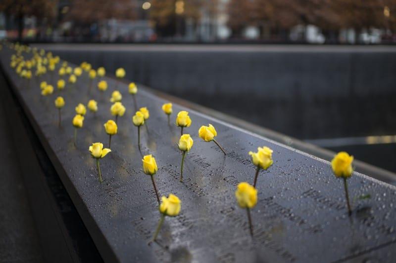 911 memorial World Trade Center NYC