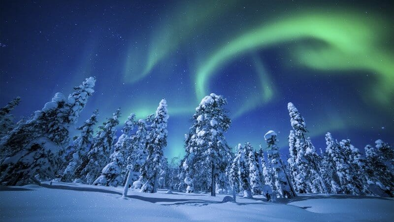 Alaska best winter vacation for families