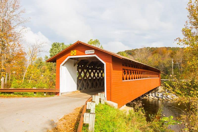 West Arlington Bridge, Vermont