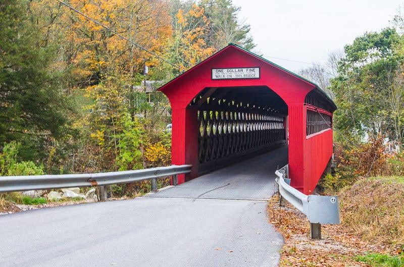 Chiselville Bridge, Vermont