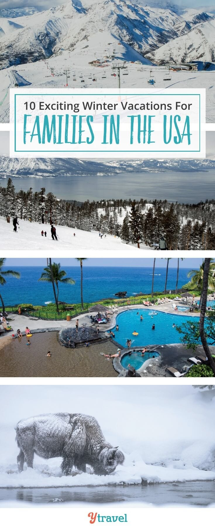 10 Exciting Winter Vacations For Families In The Usa