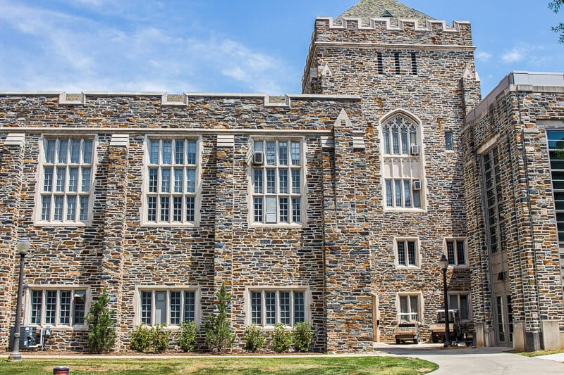 Duke University in Durham NC