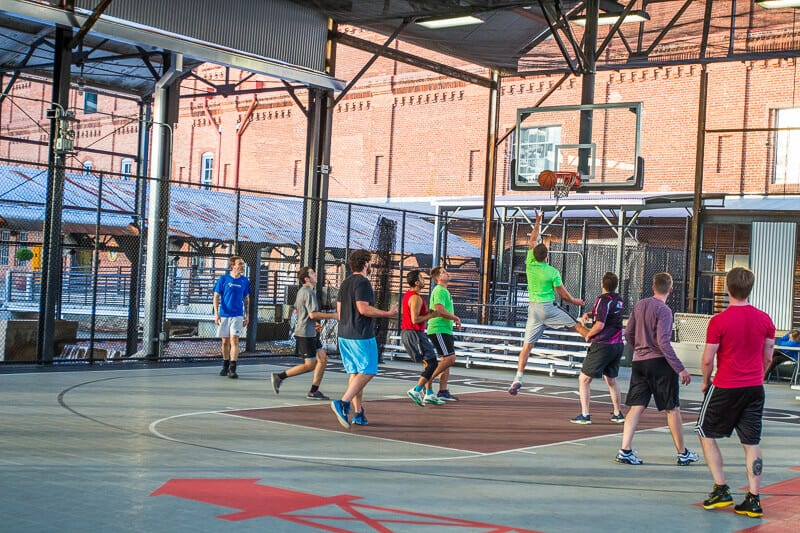 Basketball in Durham NC