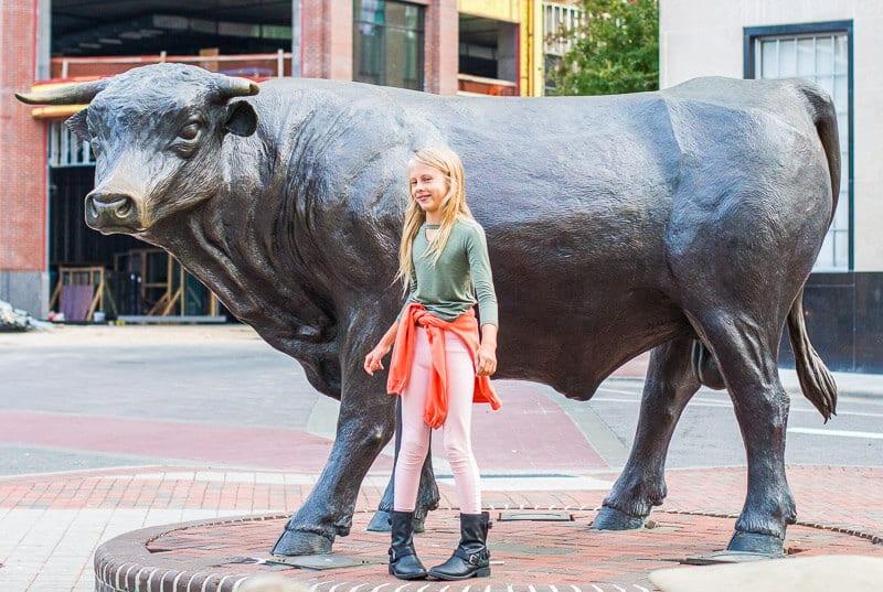 Bull City - Durham, North Carolina