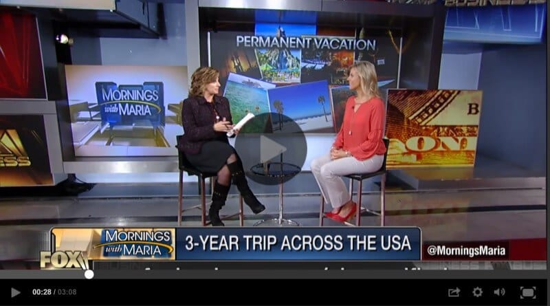 Fox Business y Travel Blog