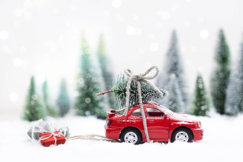 holiday travel tips for road trips