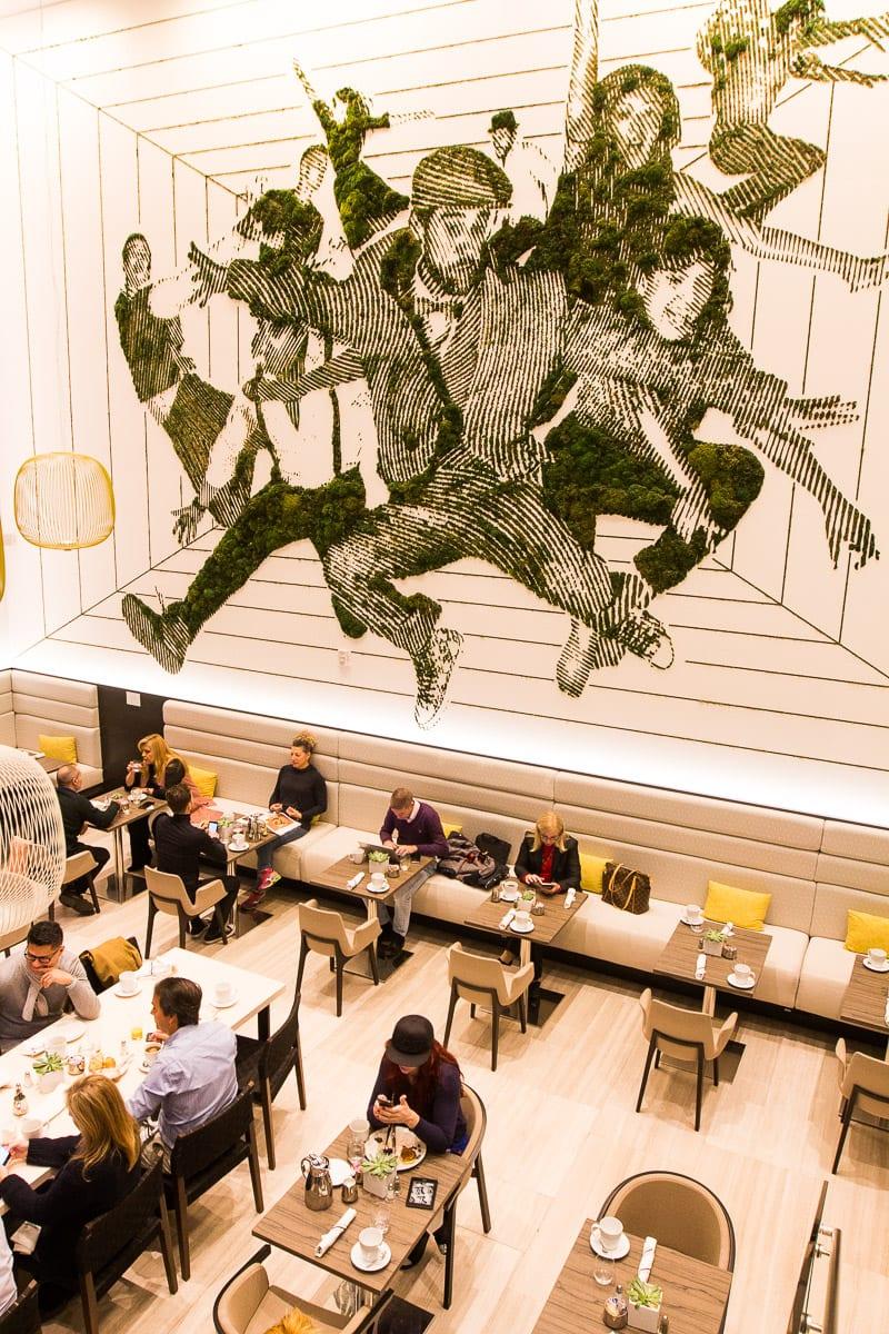 Restaurant at the INNSIDE New York Nomad Hotel