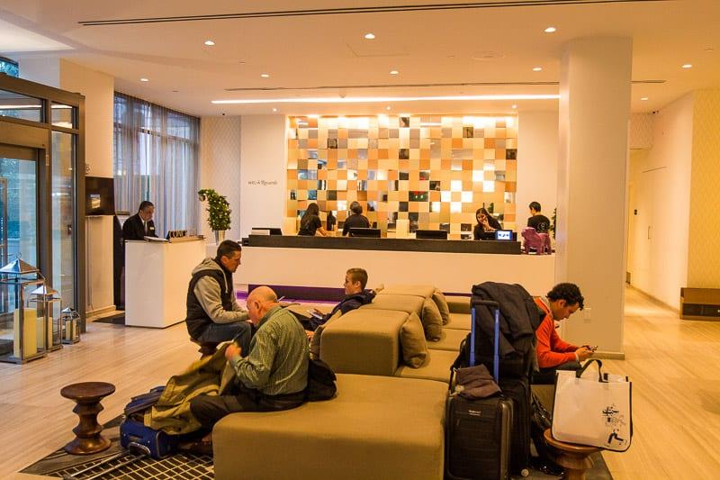 INNSIDE New York Nomad hotel in NYC