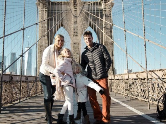 hire a local holiday photographer New York City