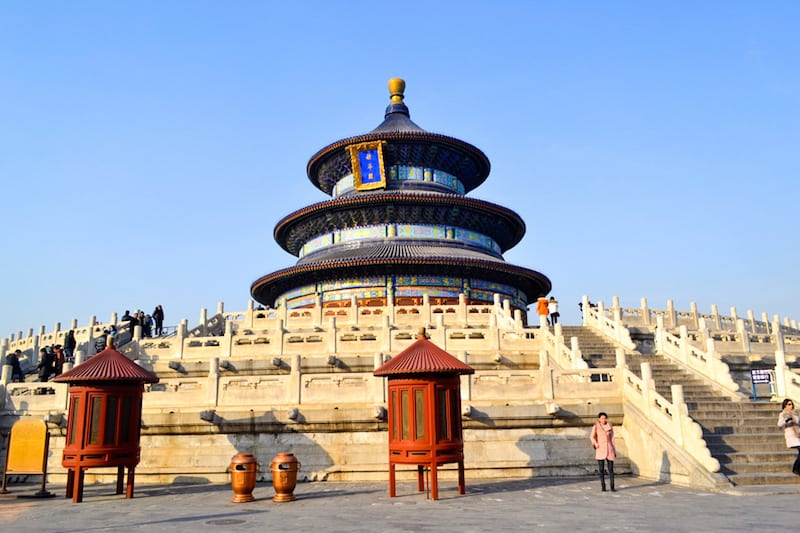 Temple of Heaven, Beijing - one of the best places to visit in China