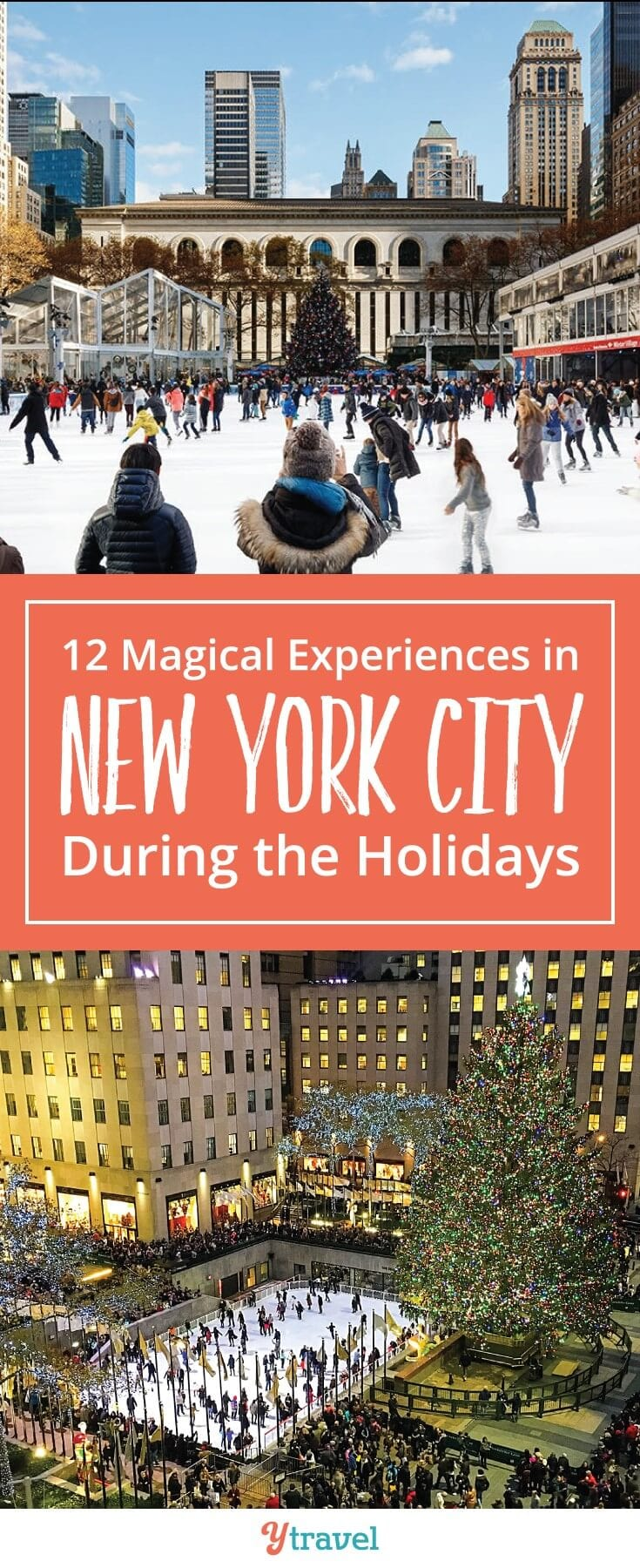 Things to do in New York at Christmas with kids. Tips on the best family-friendly attractions in NYC with kids. Christmas is the most magical time of the year and no one does the Christmas Holiday Season like New York City!