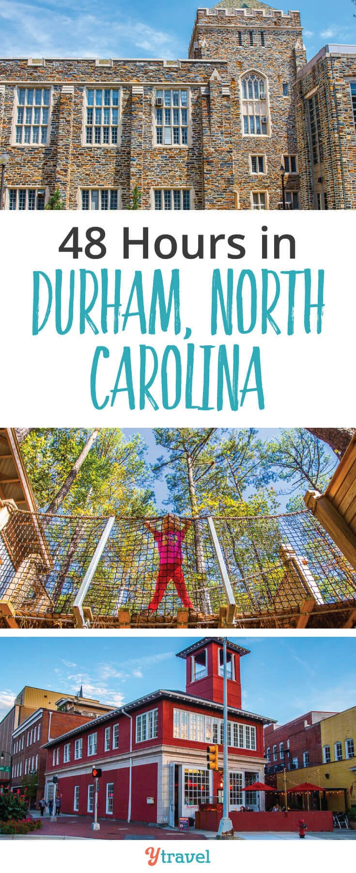 Things to do in Durham, North Carolina. Tips on what to see and do, where to eat and drink, and where to stay. Durham NC is on the rise. Check it out.
