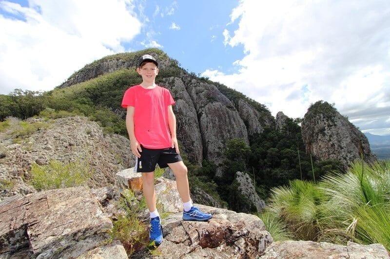 Hiking in the Scenic Rim