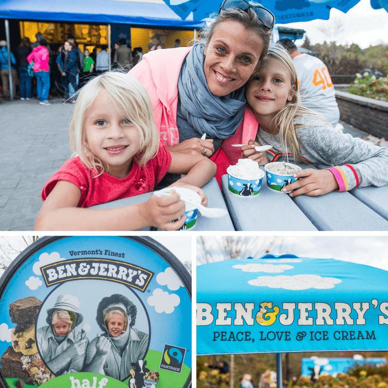 Ben & Jerry's Ice Cream, Vermont
